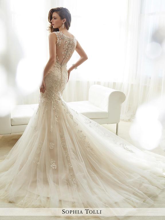 Sophia Tolli Wedding Dresses For 2017