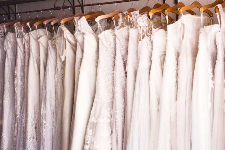 Bridal gown and wedding dress designers are now household names.